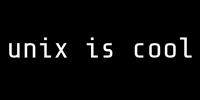 unix is cool