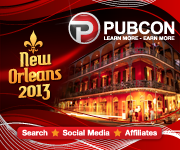 pubcon new orleans 2013 webmama speaking